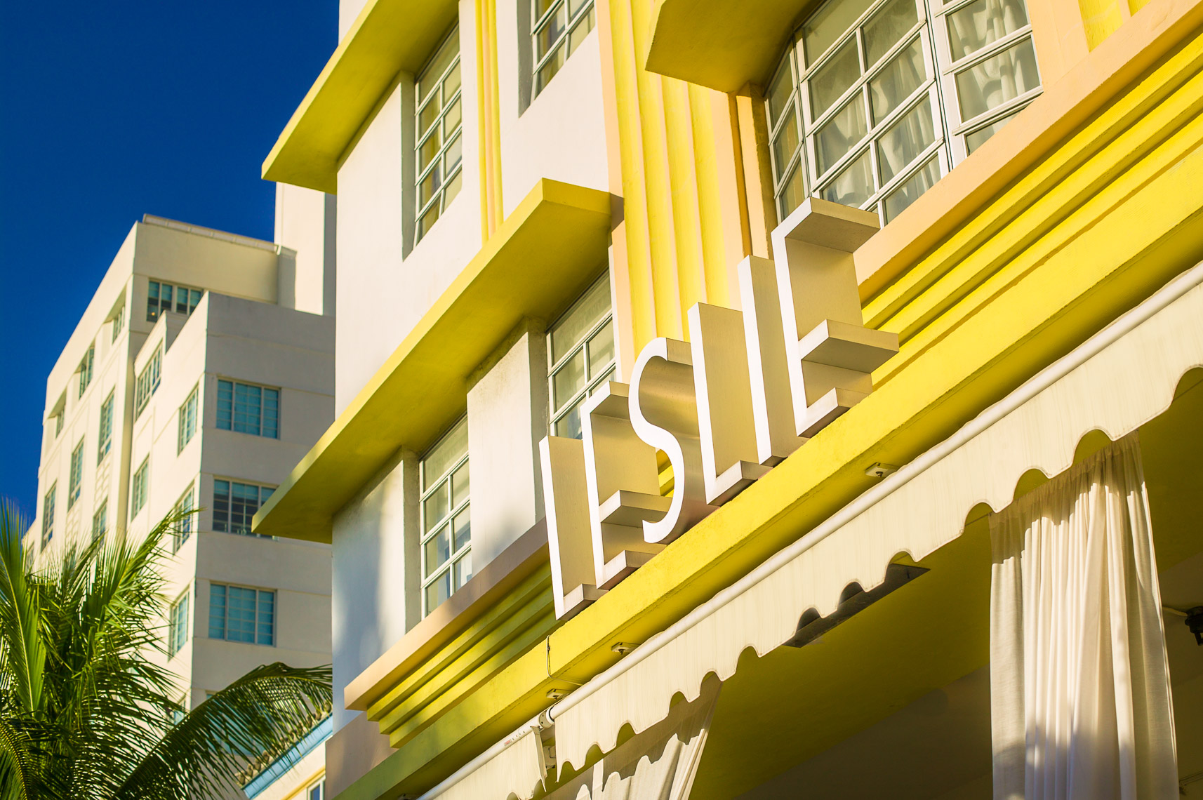 Leslie Hotel Art Deco Photography