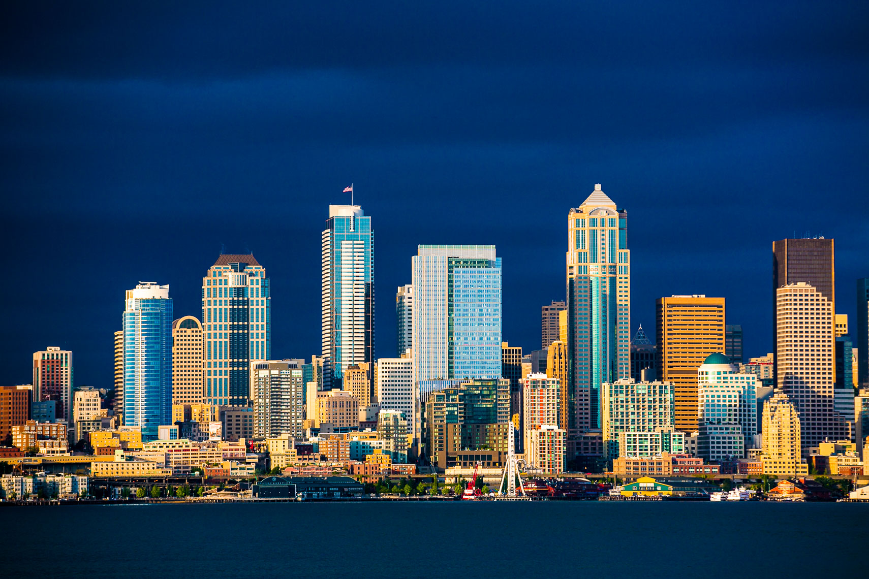 Best Professional Skyline Photography Seattle