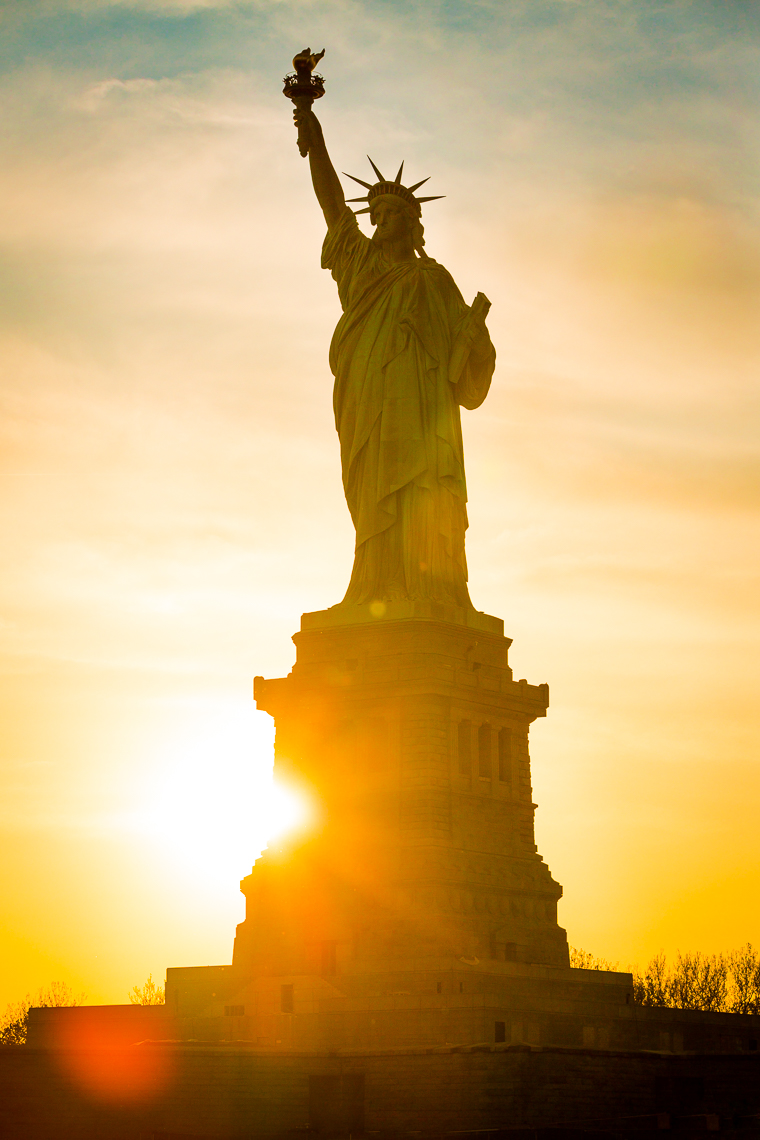 Statue of Liberty by Atlanta Advertising Photographer Chris Hamilton