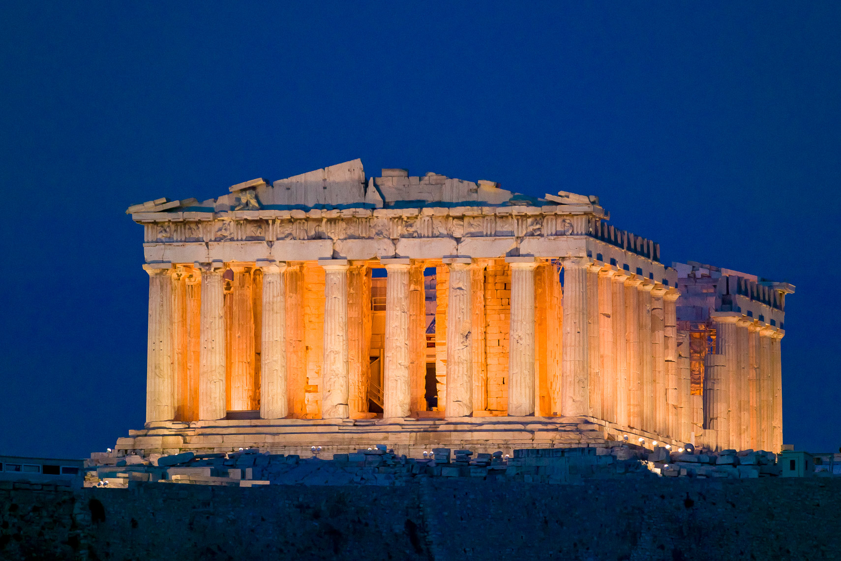 Photo of Parthenon-Acropolis in Athens Greece