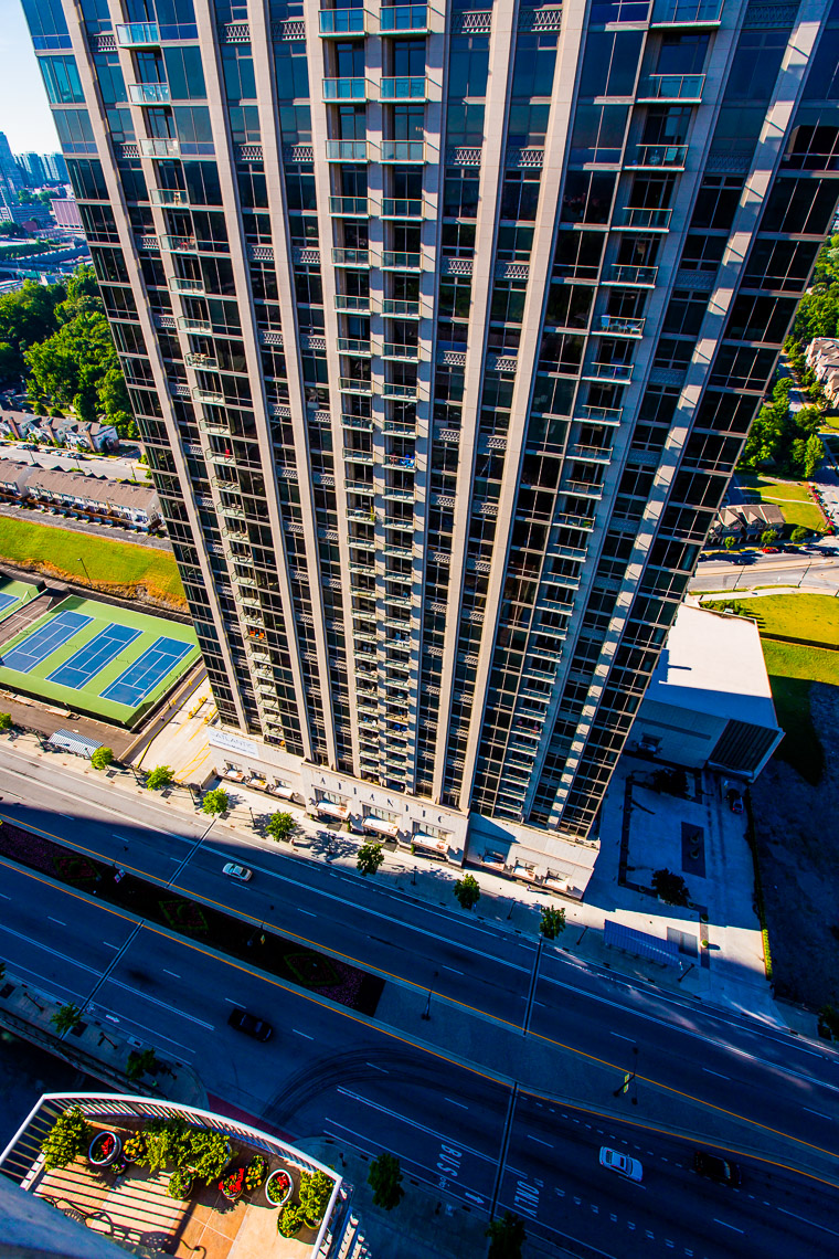 Atlanta Building Photographer