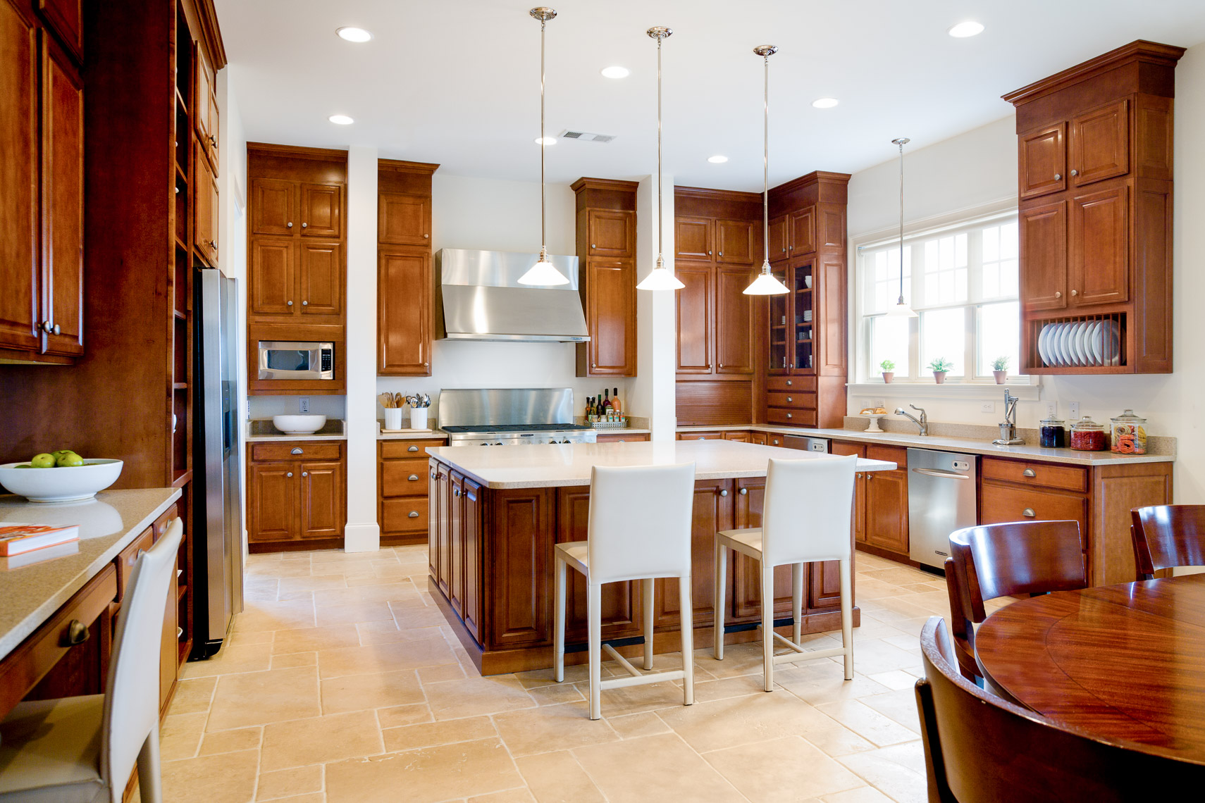 Beautiful Kitchen Interior Photography
