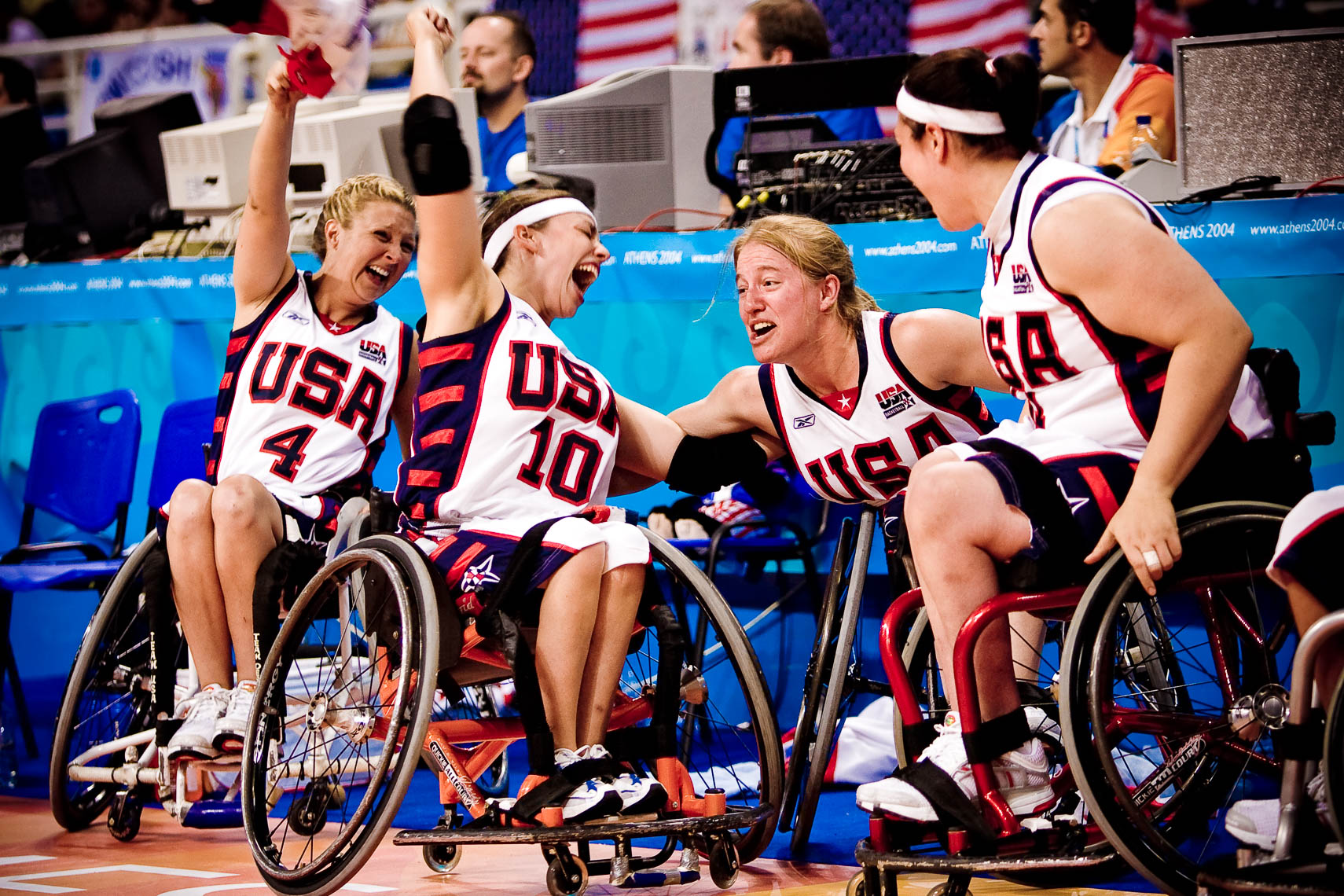 Paralympic Celebration USA Women
