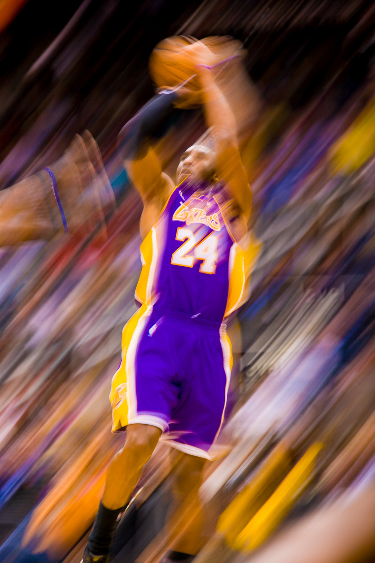 Kobe Bryant Basketball Photography
