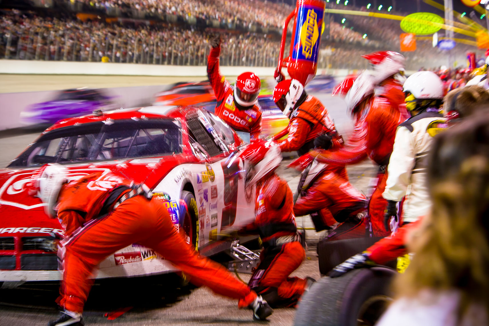 Sports Photographer Website NASCAR